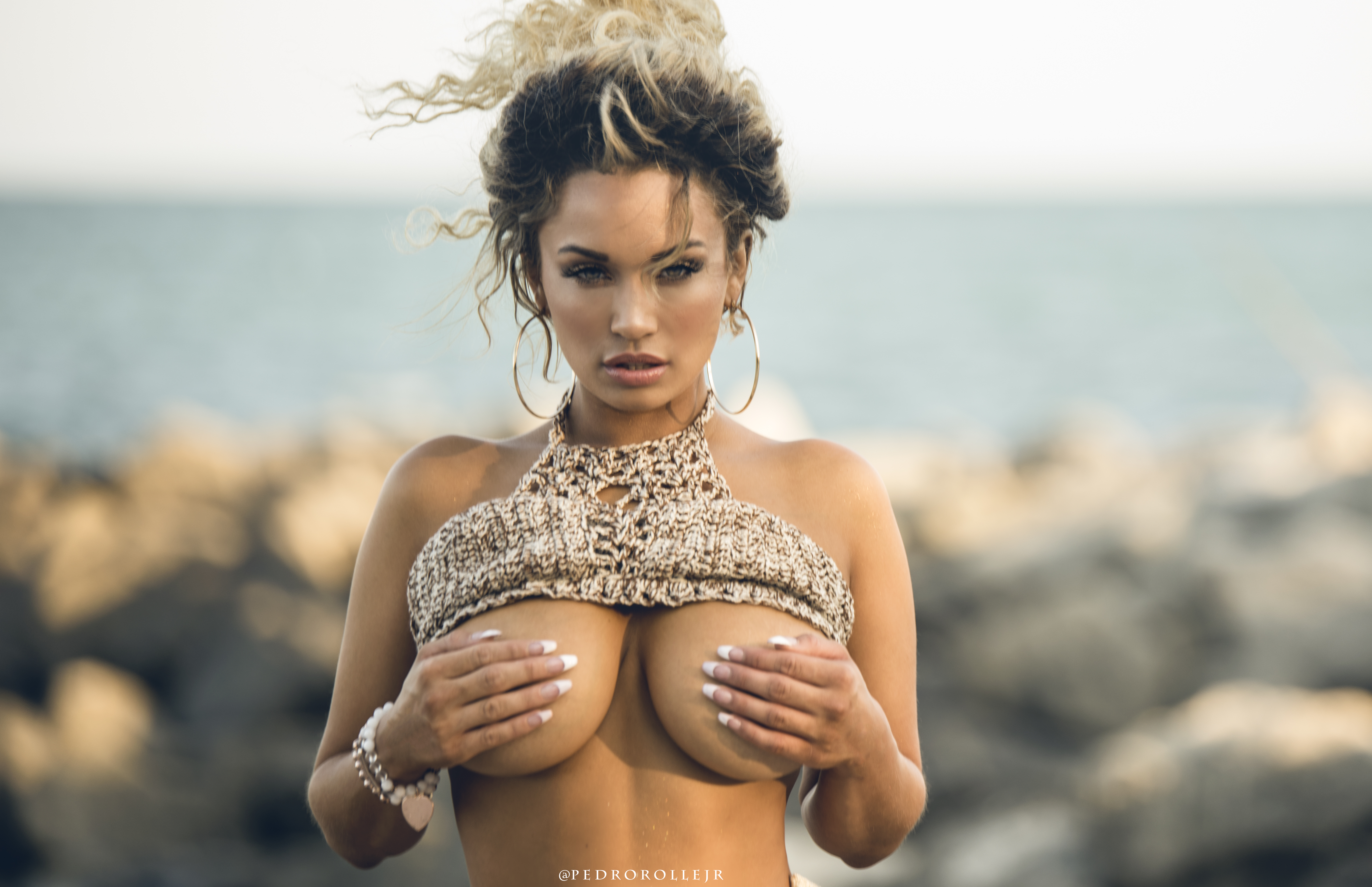 New Beach Set shot by Pedro Rolle Jr. in Members Section!